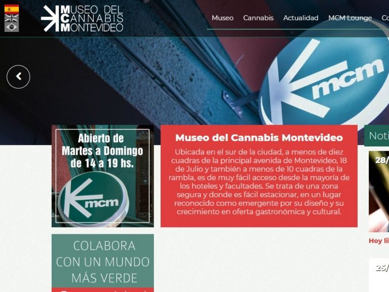 Cannabis Museum Montevideo